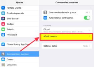 Correo Hosting IOS
