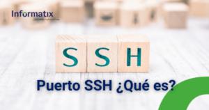 Puerto SSH ¿Qué es?